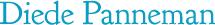 logo Diede Panneman